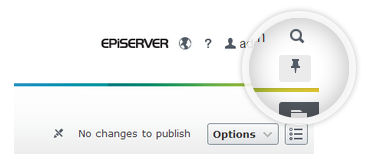 MenuPin for EPiServer 7.5